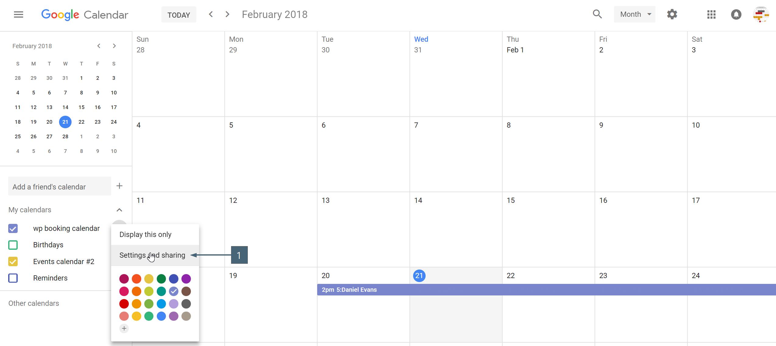 FAQ   Booking Calendar - WordPress plugin