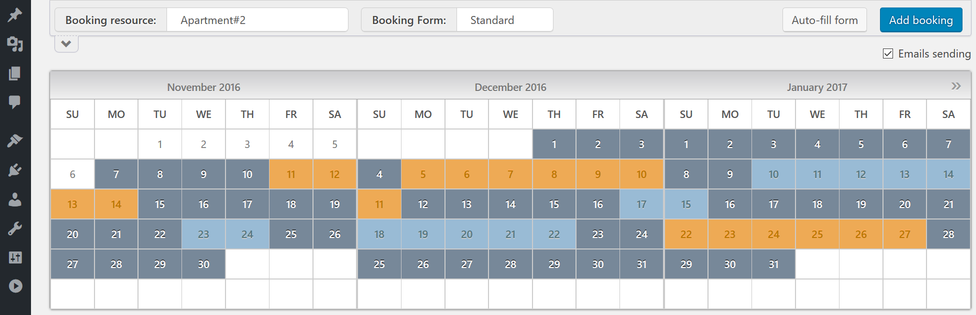 How To Start Import Of Ics Feeds Into Booking Calendar Booking