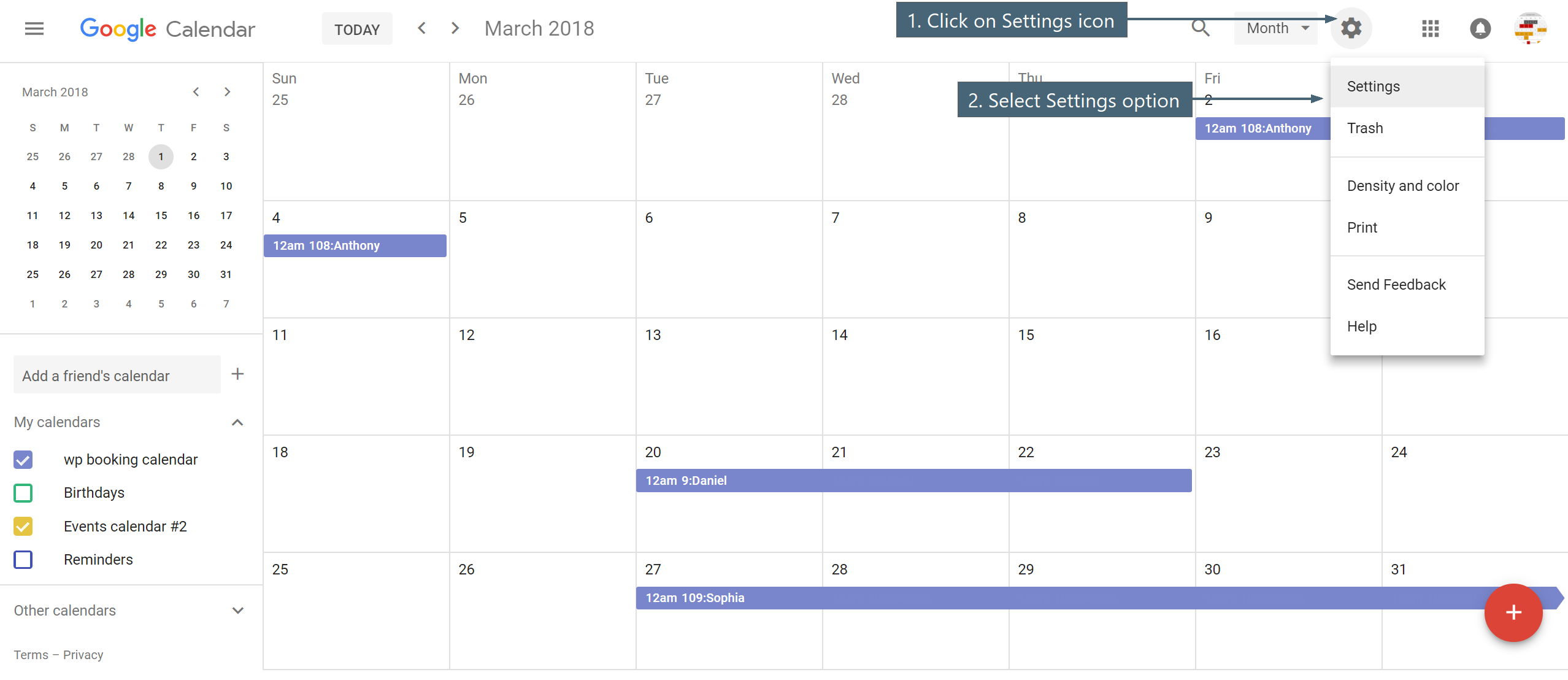 FAQ | Booking Calendar - WordPress plugin