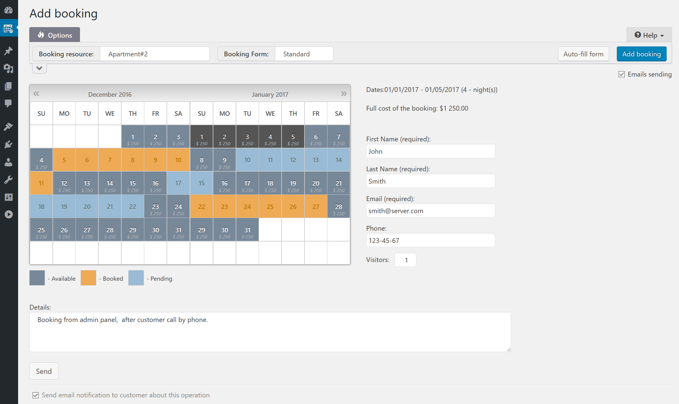 booking-calendar-admin-panel-add-new-booking