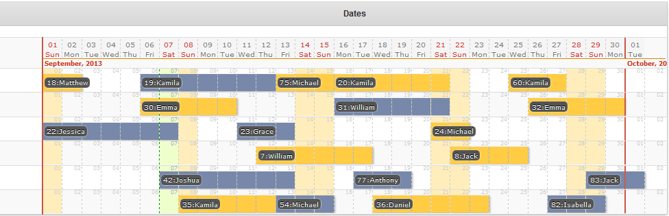 Calendar Booking Plugin Wordpress : Booking calendar wordpress plugin for online bookings
