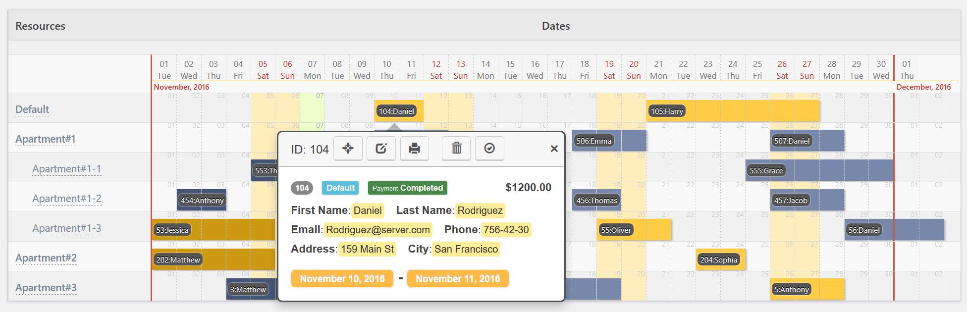 time slot booking calendar wordpress